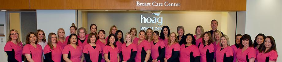 Breast Care Team   Hoag Breast Cancer Program