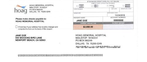 Online Bill Payment Hoag Health Network